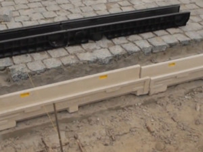 Tepsi beton drenaj: özellikleri